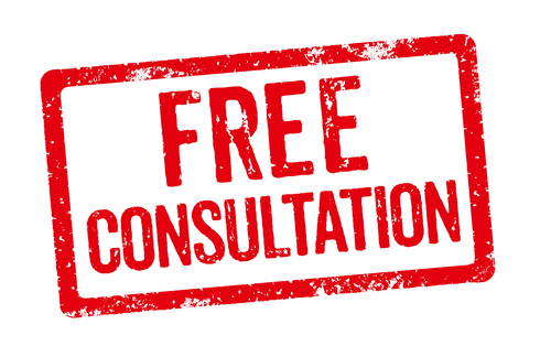 Red Stamp - Free Consultation