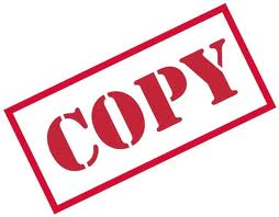 Copying someone else's success